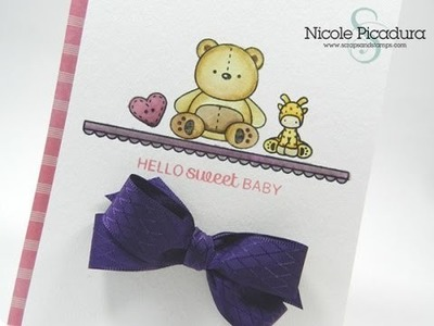 How to Tie a Double Bow Ribbon