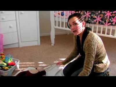 Infant Baby Care Tips : How to Help a Baby Roll Over