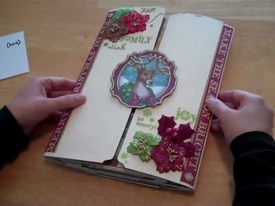 Lapbook File Folder Christmas Album 2012 (December Daily 1)