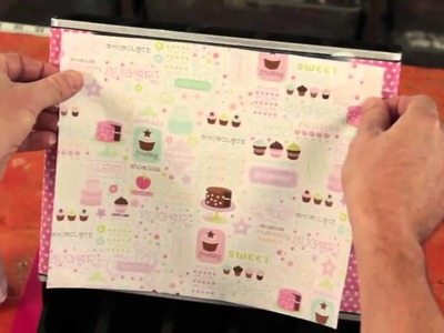 Learn to Make a Coffee Pod Organizer with Cathie & Steve