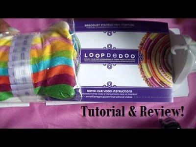 Loopdedoo Bracelet Maker Full Tutorial & Review!