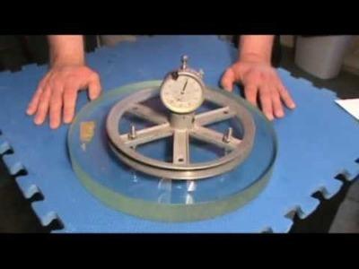 Mirror Making: DIY Spherometer Part 2, Calibrating and Using the Instrument