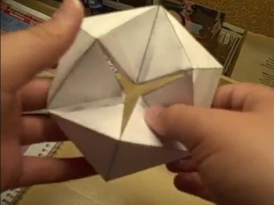 Paper toy.kaleidoscope compilation