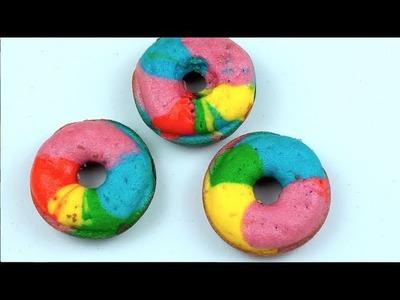 RAINBOW DONUTS - Todd's Kitchen