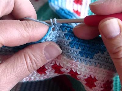 Tutorial mochila crochet