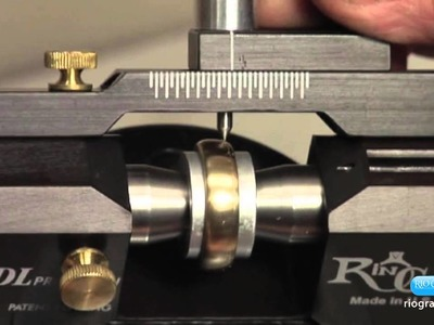 Using the RinGenie Ring Setting and Engraving Kit