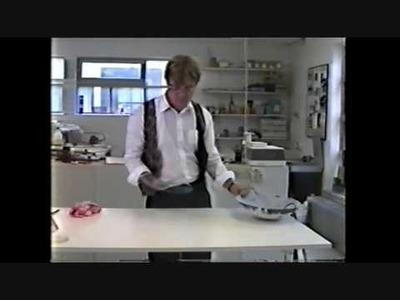 Workshop glass fusing part 1, Frank van den Ham
