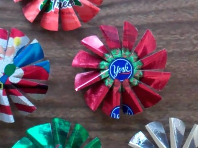 Candy Wrapper Spinners