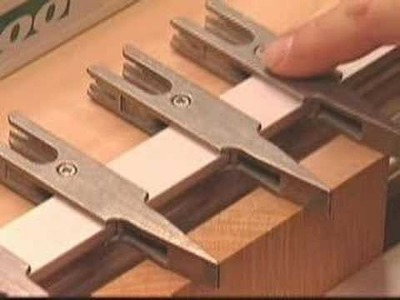 Classic Joinery With Leigh D16 Jigs Presented by Woodcraft