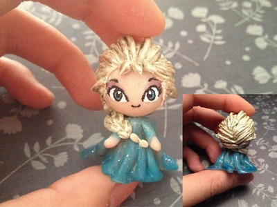 Clay Tutorial: Elsa from