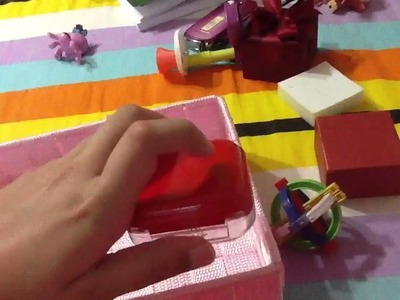How to make a lalaloopsy house