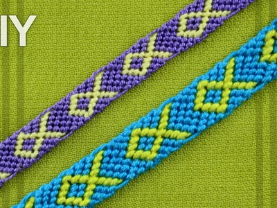 How to make a Macrame Bracelet with Fish symbol