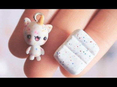How to make Confetti polymer clay! - quick tutorial