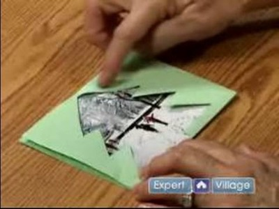 How to Make Handmade Greeting Cards : How to Make a Handmade Christmas Card