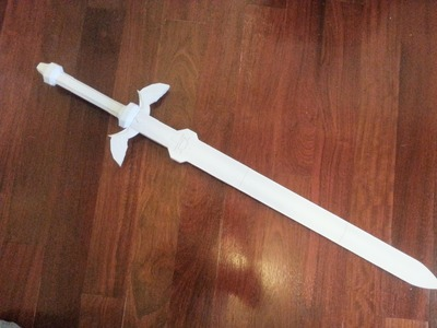 How to Make: Link's Master Sword