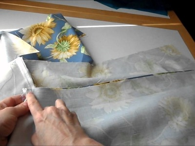 How to Sew a Laundry Cart Liner