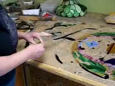 Norwell studio artisans work wonders with stained glass