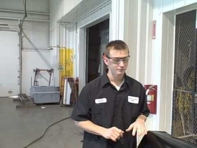 "Paint and Refinish Training - ""How To Prep"" a new OEM body part for paint - Auto Refinish Tips"