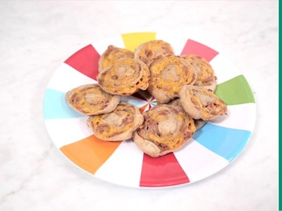 Pizza Pinwheels - School Lunch & Snack Recipe