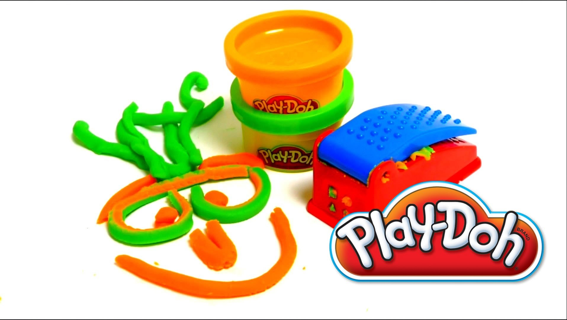 Play-Doh Mini Fun Factory - Playdough Toys