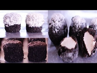 Quick & Easy Valentines Day Sweet Treat -How to Make Oreo Munchkins- Beautyklove