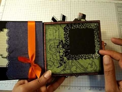 Raven Manor Paper Bag Mini Album