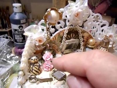 Shabby Chic Ladies Dresser Unit, Part 2 - jennings644