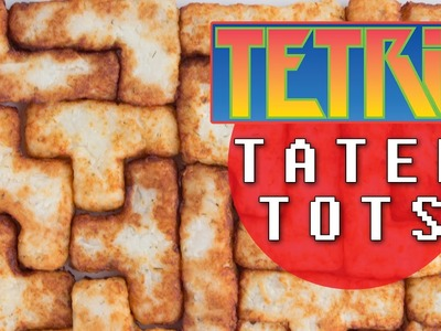 TETRIS TATER TOTS - NERDY NUMMIES