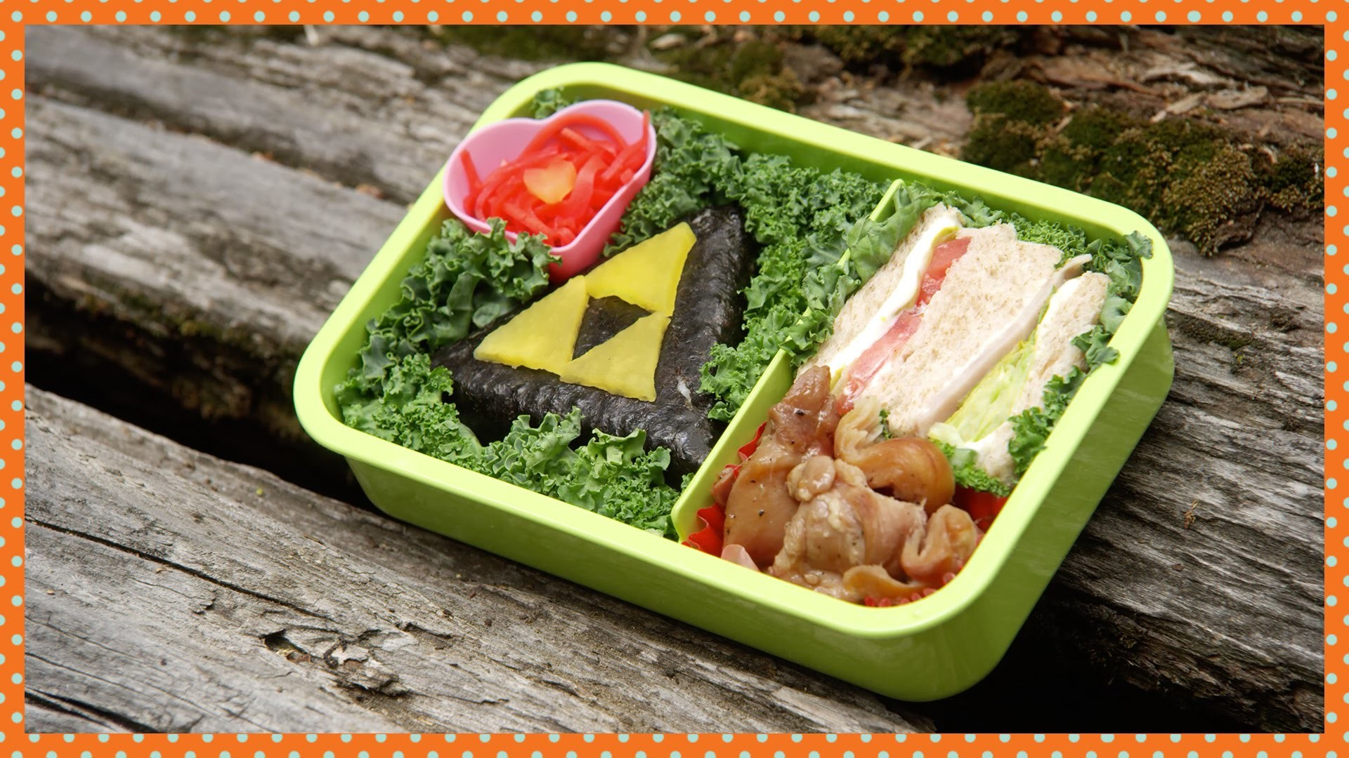 The Legend of Zelda Bento Box | Cooking