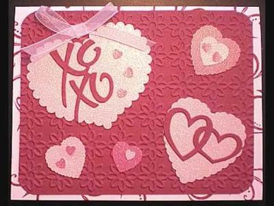 Valentine Cards By Rosie Owens 2009