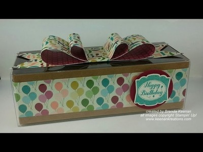 Decorated Gift Box (video 1 of 2)
