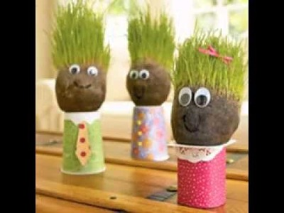 Earth day craft ideas for kids