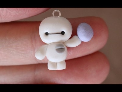 [Easter Collab] Chibi Baymax Clay Tutorial ft. ChubbyChipmunkCrafts