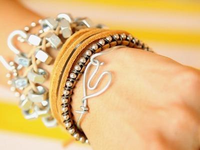 Handmade Ball Chain Bracelet