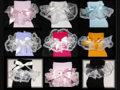 Just Our Little Secret Ruffled socks for adult bABy Sissies