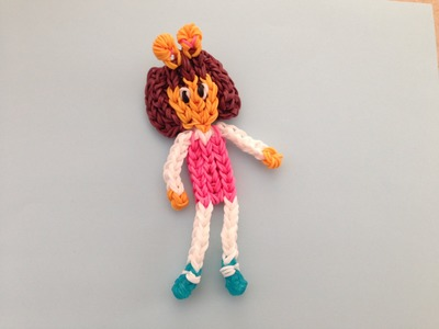 Rainbow Loom D.W. Arthur's little sister