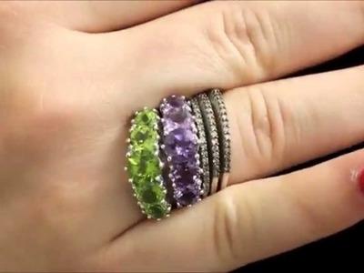 ShopHQ haul beautiful rings! great mothers day gifts