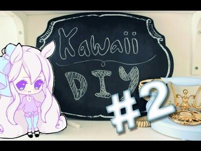 ♥ Kawaii Room Decor DIY #2 | PandaBabyxo ♥