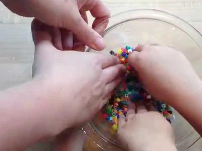 Plastic Perler Bead Bowl Tutorial