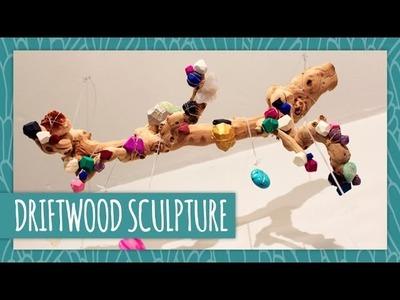 DIY Driftwood Sculpture - HGTV Handmade