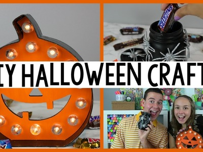 DIY Halloween Crafts | DIY Tumblr Inspired | Craft Ideas