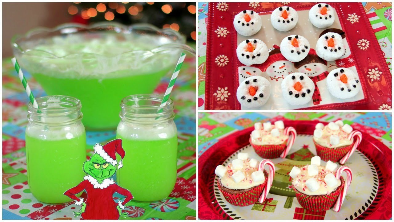 DIY Quick & Easy Christmas Treats
