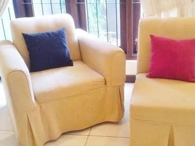 DIY Sofa Slip Covers - The Complete Know How