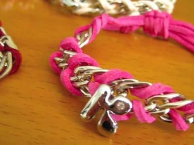 DIY- Wrap Bracelet