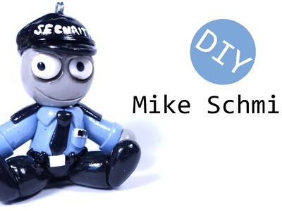 Five Nights at Freddy's Mike Schmidt Plush Polymer Clay Tutorial