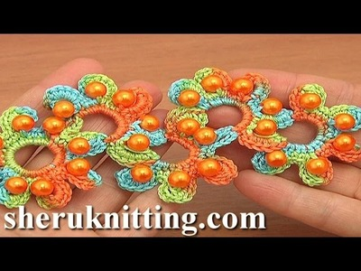 Free Crochet Lace Pattern Tutorial 19 Part 2 of 2