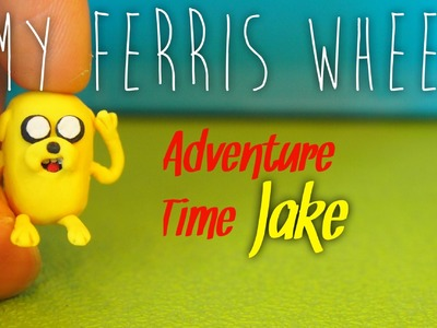 How to make Jake out of polymer clay (Adventure Time)