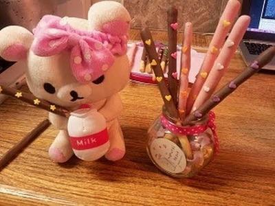 How To Make Pocky Sticks