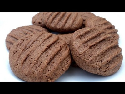 MOUTH WATERING CHOCOLATE COOKIES