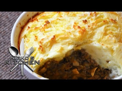 SHEPHERDS. COTTAGE PIE - VIDEO RECIPE